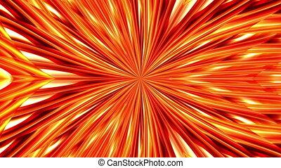 Tunnel - sun rays