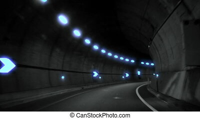 tunnel timelapse 05