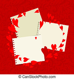 tuo, testo, cornice, disegno, posto, foto, valentina, o