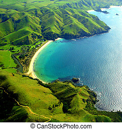 Tupou Bay, New Zealand
