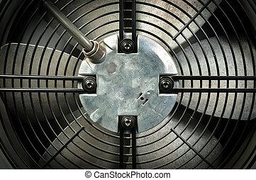 turbina, fekete, börtönben