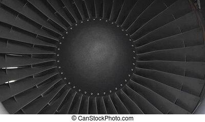 turbina, na, przedimek określony przed rzeczownikami, skrzydło, od, niejaki, boeing 747, na, przedimek określony przed rzeczownikami, lotnisko