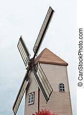 turbina, viento