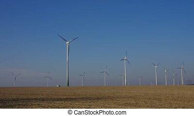 turbina, wiatr