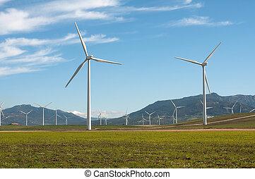 turbinas vento