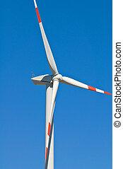 turbine., 風
