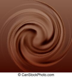 turbine, cioccolato, crema