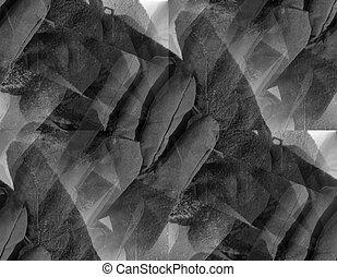 turbine, di, inverno, guanti