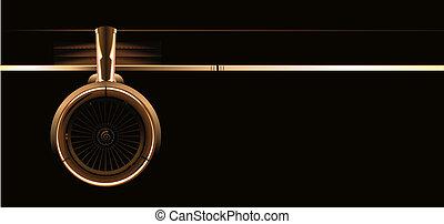 turbine, flügel