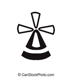 turbine, ikon
