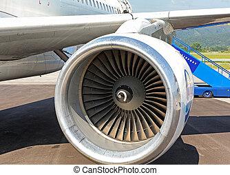 Turbine of aircraft engine