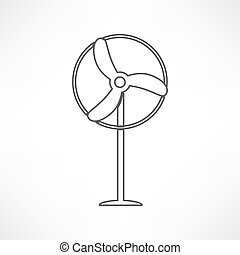 turbine, vind