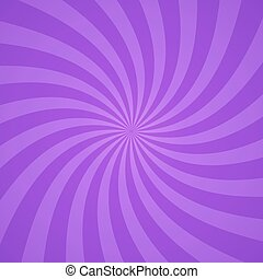 turbine, viola, modello, illustrazione, fondo., vettore, radiale