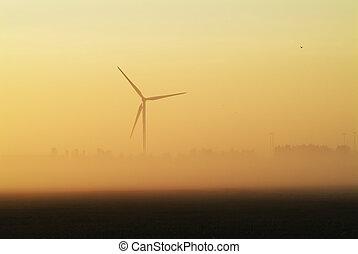 turbine, whitemoor