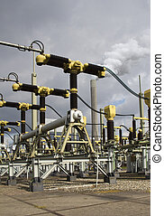 Turbines of a Powerplant