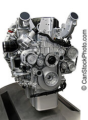 turbo, diesel motor