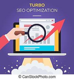 Turbo SEO optimization
