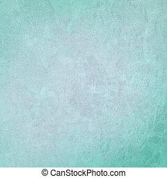 turchese, fondo, textured