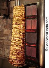 turco, kebab, doner