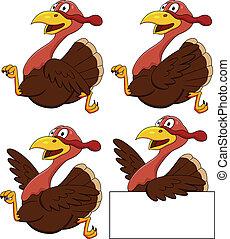 turecko, karikatura