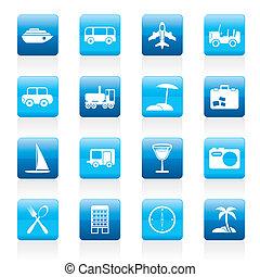 turismo, transporte, viaje