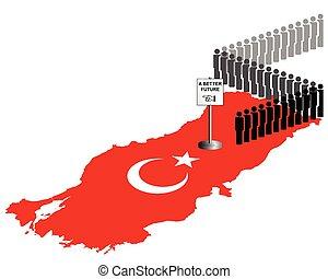 Turkey Migration - Representation of the Republic of Turkey...