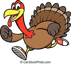Turkey Running