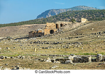 Turkey to the ruins