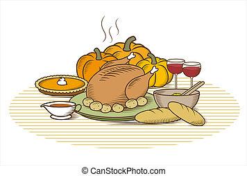 turkey1, ação graças