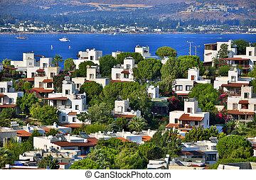 turkije, de bestemming van de vakantie, bodrum