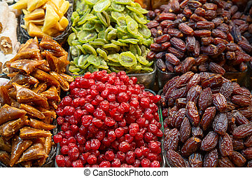 Turkish delights - Famous turkish delights on the market