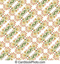 turkish design seamless pattern