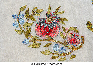 turkish embroidery