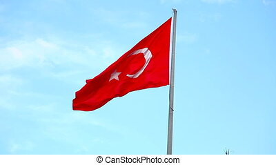 Turkish Flag 3