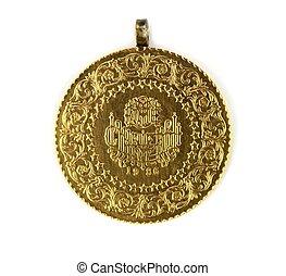 Turkish gold coin