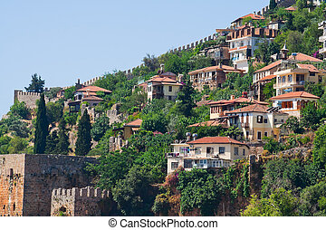 Turkish houses