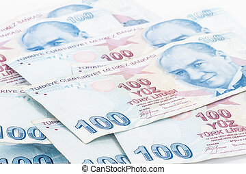 Turkish Lira Banknotes