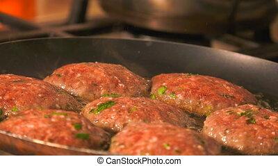 Turkish Meatball Food