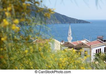 Turkish Mediterranean coast