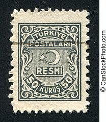 Turkish pattern