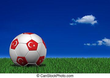 Turkish soccer ball