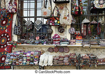 Turkish souvenirs - Turkish embroidered souvenir shop in ...