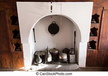 Turkish Traditional Kitchen