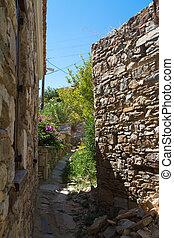Turkish Village of Doganbey