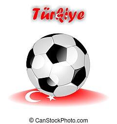 turkiye, fotboll bal