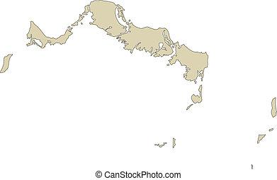 Turks and Caicos, Island - Turks and Caicos Islands,...