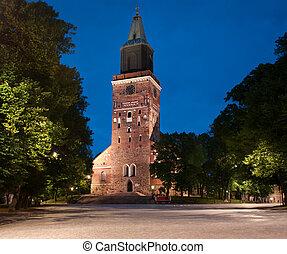 turku, καθεδρικόs ναόs , φινλανδία , μεσαιονικός
