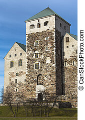 Turku Castle - Swedish castle in Turku (Finland), which has acquired close to the modern view of the reign of King Gustav Vasa