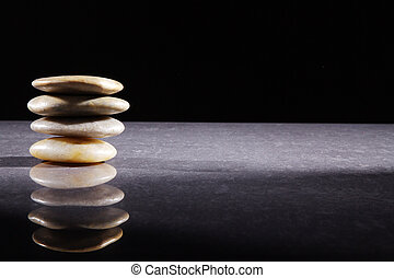 turm, stein