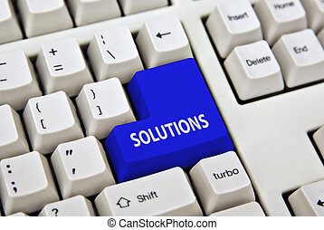solutions - turn key solutions are easy with this key